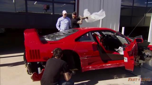 Gas Monkey F40 sold... - Page 2