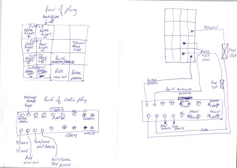 355 stereo wiring - page 2, Wiring diagram