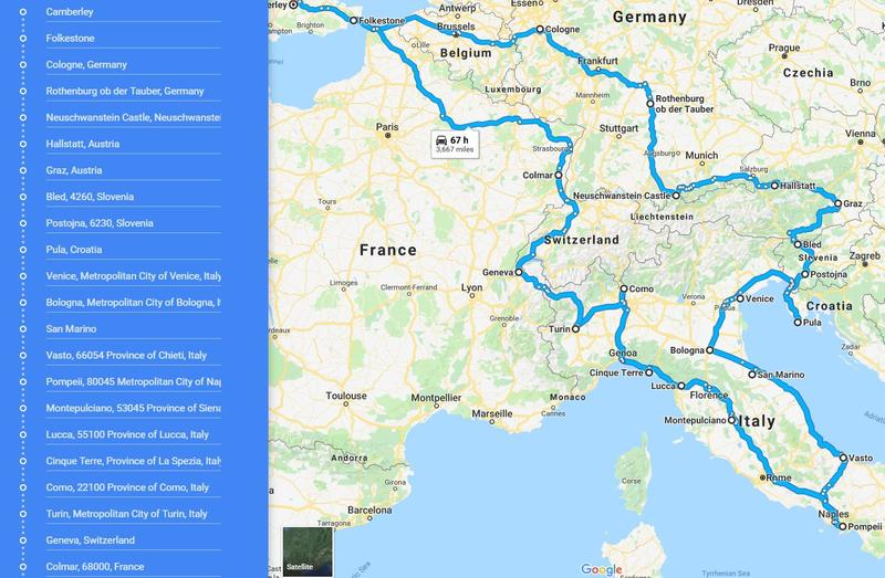 Name:  Holiday route.jpg